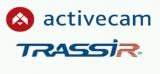 Оборудование ActiveCam TRASSIR IP-камеры