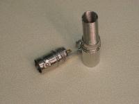 Разъем BNC с металлическим колпачком под пайку (М) (как у камеры)
