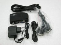 Конвертер видеосигнала SVN-AV от камеры на монитор (BNC-VGA) *0391