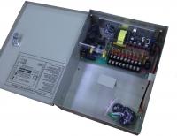 Блок бесперебойного питания ДС Систем (металл корпус) 12В-10А под АКБ 7 Ач. с разветвителем х9 *4627