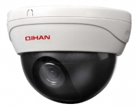 Камера аналоговая купольная VS-507SN 1/3'' Sony Color CCD, 420 ТВл, 3,5-8мм, 0,1 люкс *0503