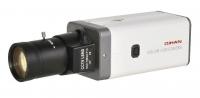 Камера аналоговая корпусн VS-800 1/3'' Pixim DPS 540 ТВл, 0,5 люкс,OSDменю,125dB,без объектива *0635