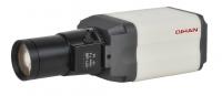 Камера аналоговая корпусная VS-359S 1/4'' Sony Color CCD 420 ТВл, 1,0 люкс/F1.2, без объектива *0640