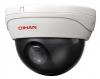 Камера аналоговая купольная VS-507F 1/4'' Sharp Color CCD, 420 ТВл, 3,5-8мм, 0,1 люкс *0504
