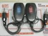 Передатчик звука пассивный Audio-Balun с проводом, комплект 2 шт *0991