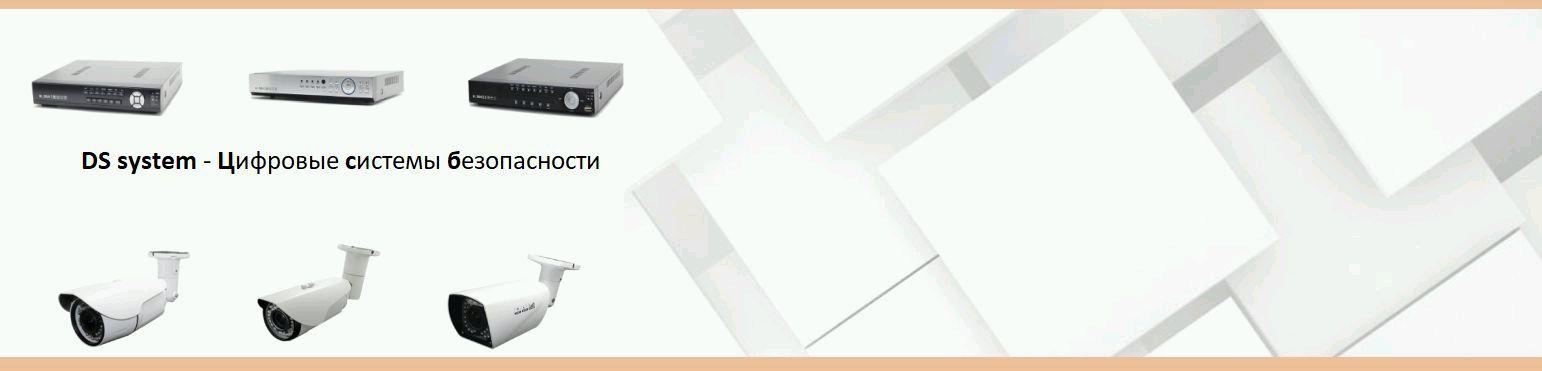 Цифровые системы безопасности - DS system